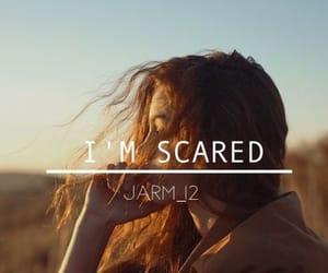 afraid, amazing, and scared image