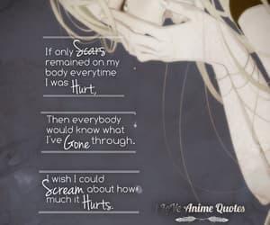 anime, broken, and depress image