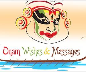 art, greeting cards, and kerala image