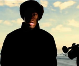 flower boy, music video, and tyler image