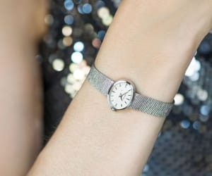 etsy, montre femme, and watch bracelet image