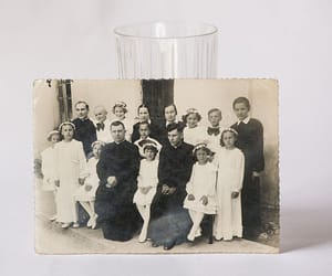 etsy, photo before wwii, and antique photograph image