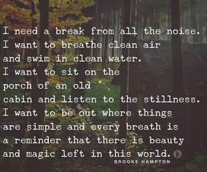 autumn, beauty, and breathe image