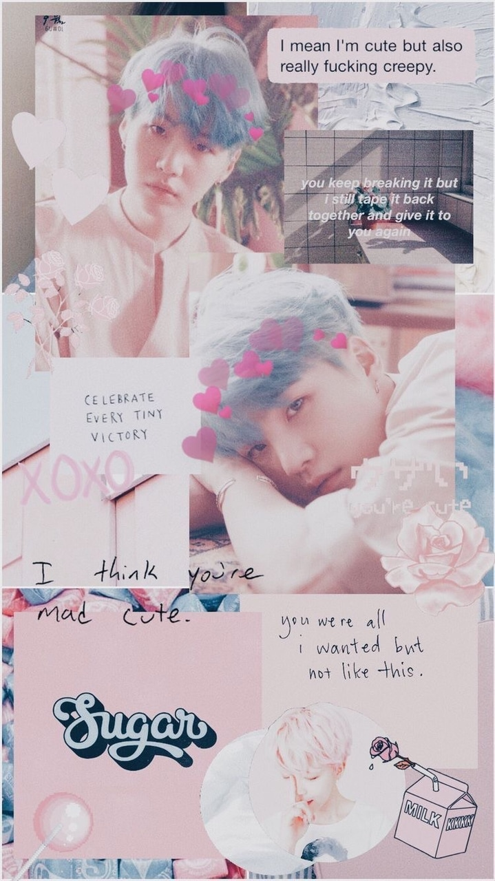 Bts Aesthetics Shared By Anadt On We Heart It