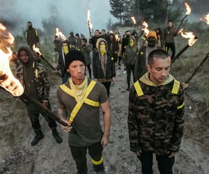 twenty one pilots, trench, and josh dun image