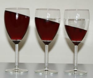 wine, marsala, and blood color image