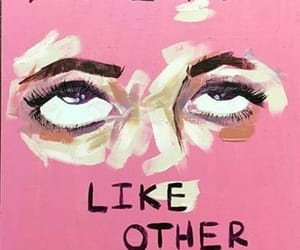 girl, quotes, and eyes image