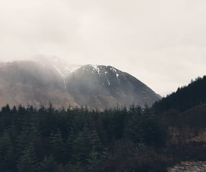 mountain, nature, and scotland image