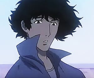 Cowboy Bebop, the movie, and spike spiegel image
