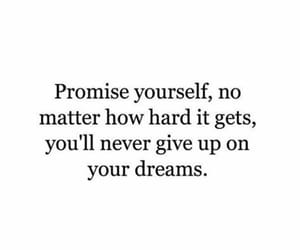 quotes, Dream, and girl image