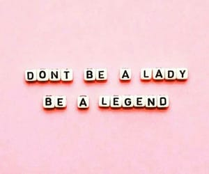 quotes, legend, and lady image