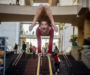 gymnastics, handstand, and inspiration image