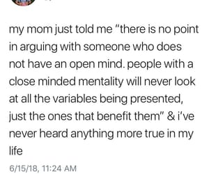 caption, life, and mum image