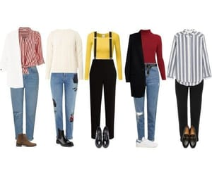 outfits, skam, and style image