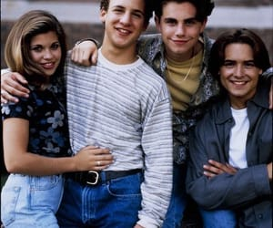boy, boy meets world, and girl image