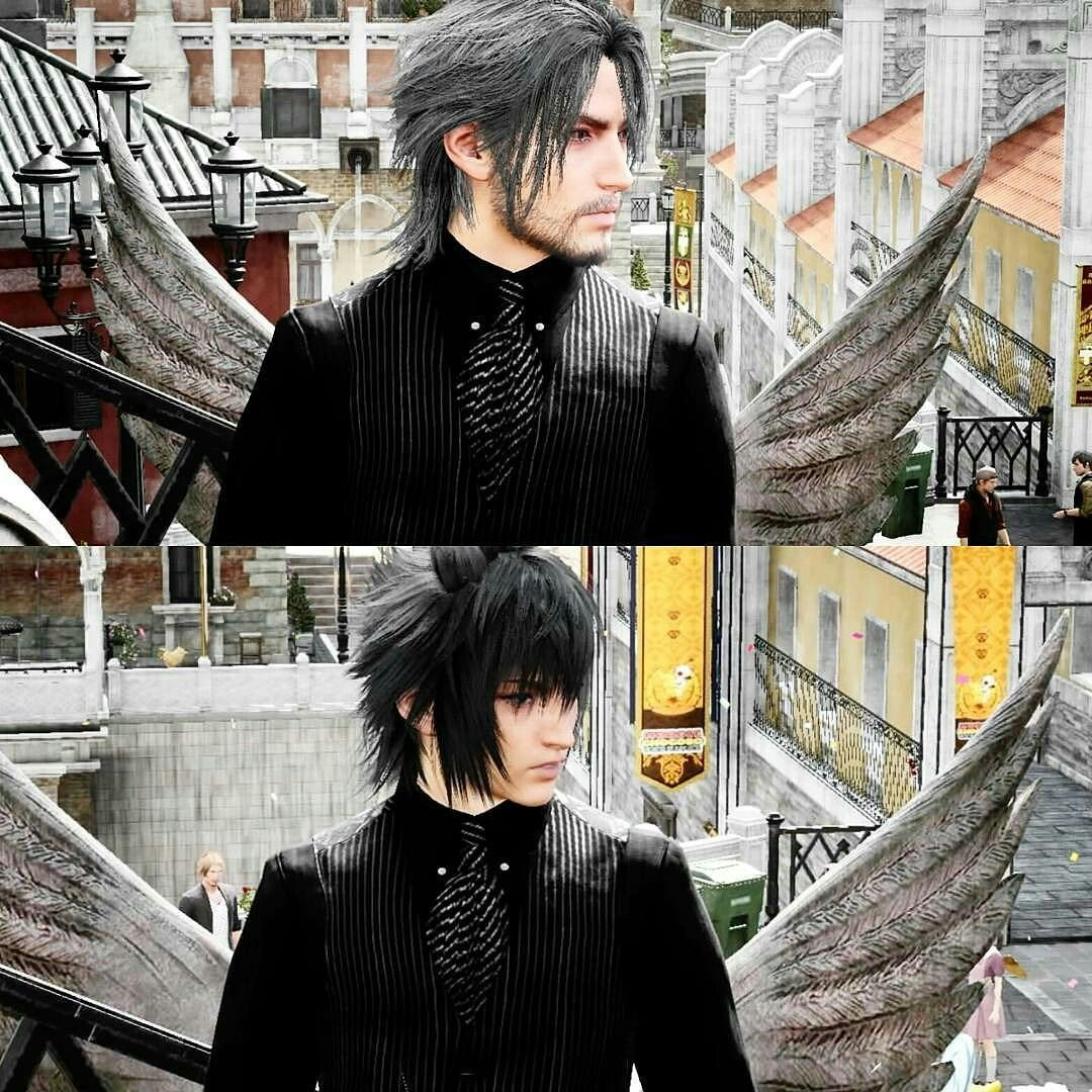 Noctis Lucis Caelum Discovered By Maxudeh On We Heart It
