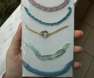 accessories, bracelet, and crafts image