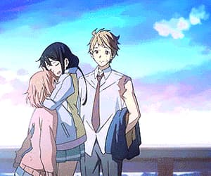 gif, i'll be here, and kyokai no kanata image