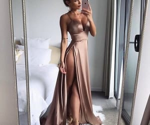 beauty, dress, and glam image