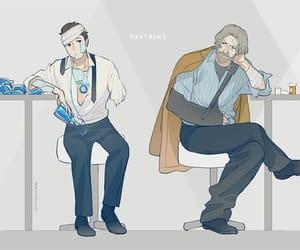 art, dbh, and Hank image