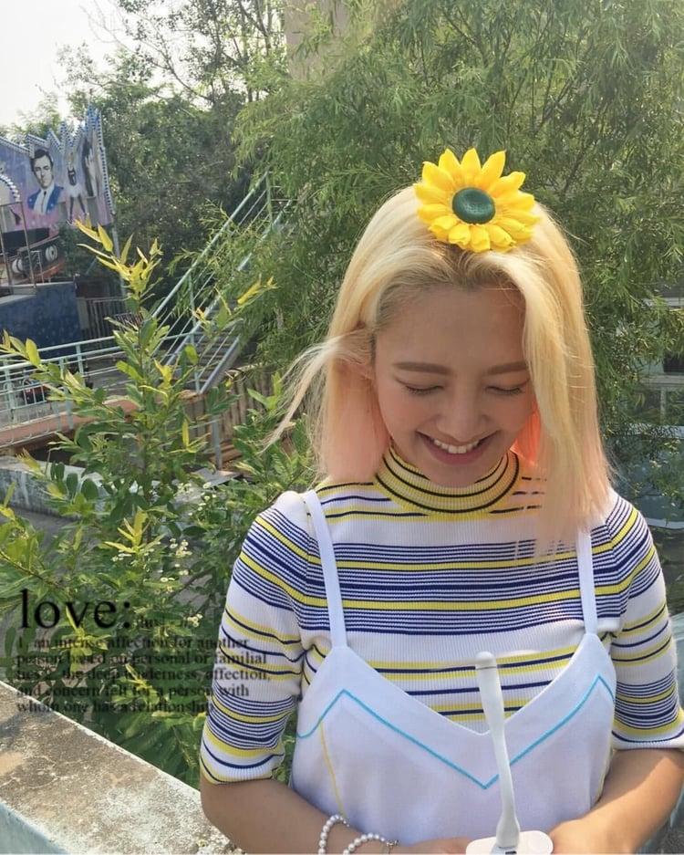 amber, joy, and SM image