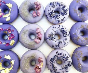 donuts, sweets, and yum image