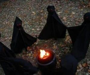 aesthetic, cult, and witch image