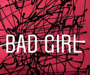 background, bad girl, and wallpaper image