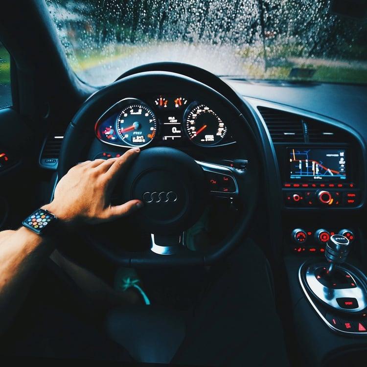 article, california, and car image