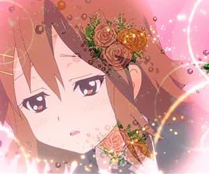 anime, yui, and anime girl image