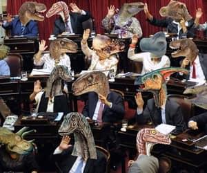 argentina, aborto, and dinosaurios image