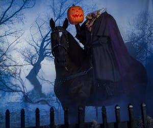 entertainment, headless horseman, and sleepy hollow image