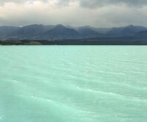 sea, blue, and nature image
