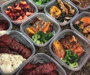 food, healthy food, and food prep image