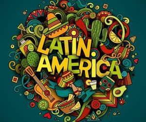 america, music, and spanish image