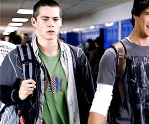 actor, stiles stilinski, and nogitsune image
