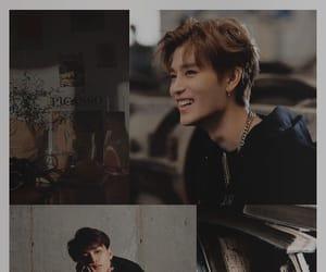 boy, kpop, and wallpaper image