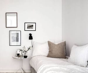 bedroom, design, and guest bedroom image