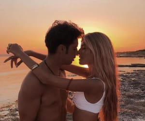 couple, model, and goals image