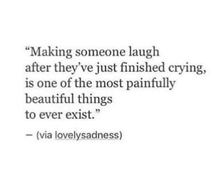 quotes, cry, and laugh image