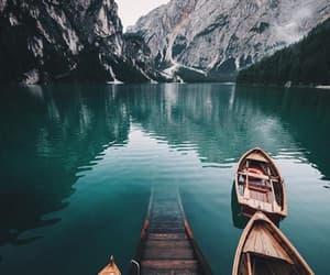 beauty, pakistan, and lake image