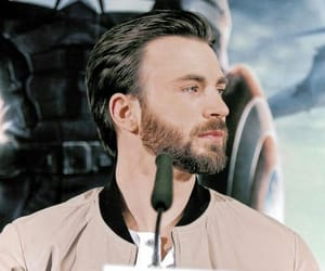 beautiful, chris evans, and photography image