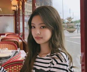 jenny, korean, and kpop image