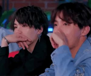 gif, sope, and jhope image