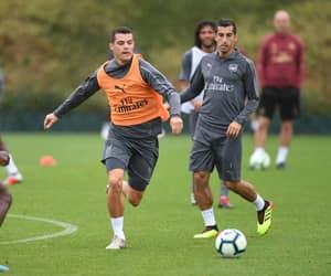afc, Arsenal, and granit xhaka image
