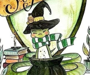 harry potter, slytherin, and wallpapers image