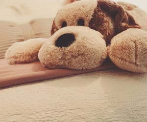 bedroom, sleep, and soft image
