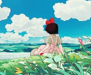 anime, kiki, and love image