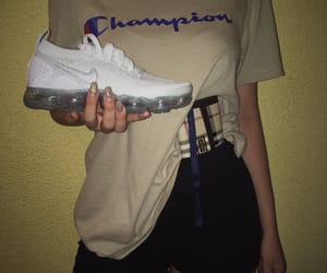 Burberry, champion, and chanel image