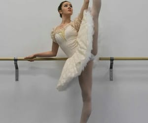 beautiful and ballet image